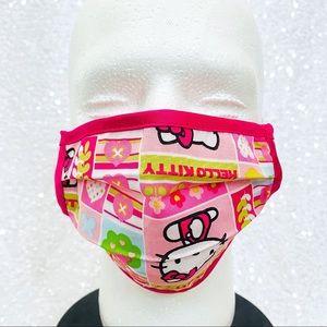 🔴4/$25 hello kitty child face mask